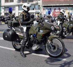 Honda Transalp 600 Hellenic Forces / #hondatransalp #Greece