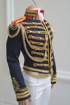 Navy Uniform for Iplehouse Eid Man | eBay