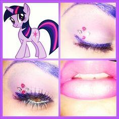 My little pony inspiration