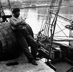 José Suárez, Mariñeiros | Fishermen, 1935-36