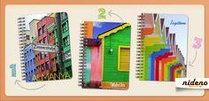 custom designed notebooks by #nideno  Tatilde nerede olmak istersiniz?