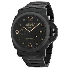 panerai-luminor-1950-tuttonero-gmt-black-dial-black-ceramic-men_s-watch-pam00438_1.jpg 900×900 pixels