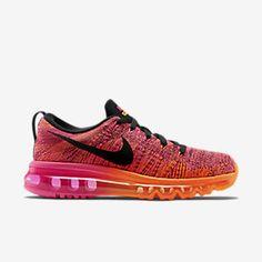 Nike Flyknit Air Max Women's Running Shoe.