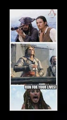 Assassins creed black flag/pirates of the Caribbean mix XD Assassins Creed Quotes, Assassins Creed Funny, Assassins Creed Black Flag, Assassins Creed Cosplay, Funny Gaming Memes, Gamer Humor, Funny Memes, Asesins Creed, Funny Jokes