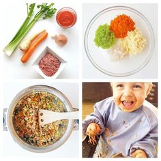 Vegetable loaded meat sauce. Meat sauces is a great way to sneak in some vegetables into your little ones meals. Vegetable loaded meat sauce Slip in some veggies into your little one's meat sauces by finely grating vegetables. It adds nutrition and flavor. I always encourage parents to serve vegetables without hiding them in their …