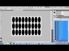 In this tutorial, I create a specific sized 4x6 template.  These are ovals shaped for jewelry making, stickers, etc.  It will show you how to create them from start to finish.  Thanks for watching, and thanks for requesting.  :D