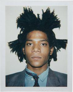 Andy Warhol - Basquiat