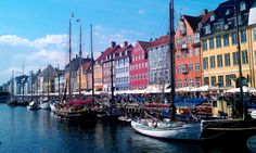 Malmo, Sweden - visually could easily be Copenhagen or Amsterdam. Malmo is just as walkable & historic.