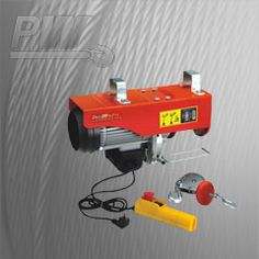 The Exclusive Details about #Gasoline #winch and Electric Wire Rope Hoist