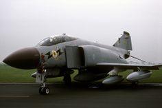 F-4 Phantom: Royal Air Force/111 Squadron XV570 RAF Waddington