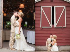Seattle Craven Farm Barn Wedding