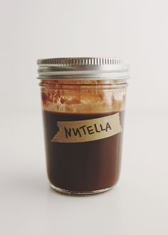 I debated—do I update the Salted Nutella Latte recipe that sparked this search for a Nutella Syrup and run the risk of you not seeing it, or do I give it the spotlight it deserves with a new post? ...