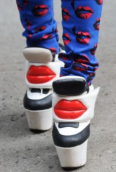 ...wow…who would wear these
