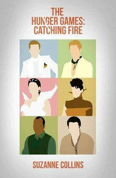 The Hunger Games Catching Fire characters
