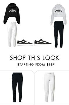 """""""lisa and lena"""" by lisaandlenafan101 ❤ liked on Polyvore featuring Loveless, Vetements and Vans"""