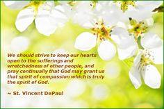 Quote - St. Vincent DePaul