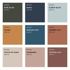Colour Pallette, Colour Schemes, Color Trends, Trending Paint Colors, Paint Colors For Home, Dulux Paint Colours 2020, Dulux Color, Warm Paint Colors, Room Colors