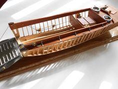 The Wooden Higgins Boat / landing craft  http://www.chuckhawks.com/higgins_boat.htm