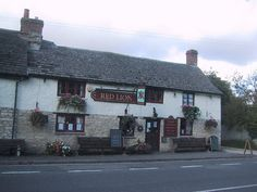The Red Lion Hotel, Witney, Oxfordshire.  Also a country pub.