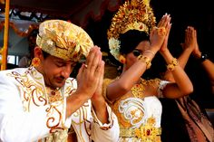 The Balinese marriage is a testimony to God and to the general public, binds and compromises as a legitimate partner. It is a part of Balinese life stage that not only is recorded in a civil but the most inportant is the religious aspect of marriage.