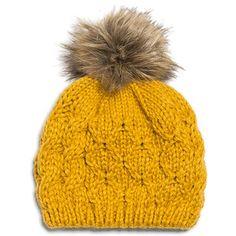 Zara Pompom Knitted Hat