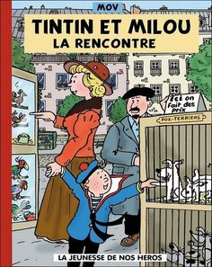 Tintin et Milou http wwwzaracom us en woman jumpsuits - Woman Jumpsuits Fox Terriers, Illustration Comic, Album Tintin, Herge Tintin, Bd Comics, Pulp Art, Comic Covers, Comic Character, Jumpsuits For Women