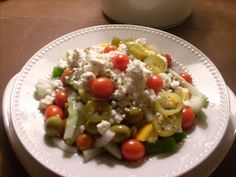 Rockin' The Kitchen: Get Him to (cook) The Greek !!!