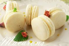 reteta macarons frantuzesti Macarons, Kitchenaid, Cravings, Deserts, Sweets, Cookies, Eat, Breakfast, Food