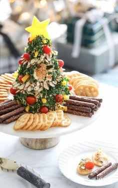 Christmas Tree Chees