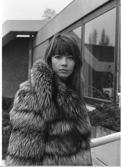 Style Icon: FrançoiseHardy.  VanessaLarson.com