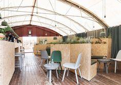 KRADS - krads.info / NJORD GIN CLUB Northside 2015 / Photography Muuto / Benjamin Lund Lund, Urban Planning, Building Design, Denmark, Scandinavian, Environment, Desk, Architecture, Photography