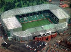 Celtic Park, Glasgow Soccer Stadium, Football Stadiums, All Over The World, Around The Worlds, Places Ive Been, Places To Go, Fifa, Celtic Fc, The World's Greatest