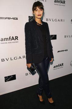 Alessandra Mastronardi, diferente, me gusta.