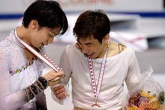 【画像】羽生2位、織田が3位 日本勢二人が表彰台に / スケートカナダ - ライブドアニュース