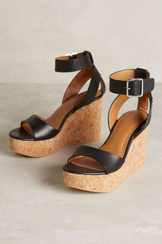 Lien.Do Dulce Wedges #anthrofave
