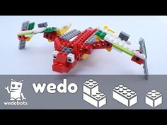wedobots: Spooky Bat Instructions with LEGO® WeDo™ bricks Lego Halloween, Halloween Ideas, Lego Engineering, Lego Wedo, Lego Animals, Lego Robot, Lego Instructions, Science Fair, Legos