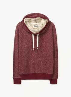 TNA CLIFTON SWEATER | Aritzia- im obsessed with the neck area/ hood