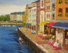 Summer Memories by Marchella Piery