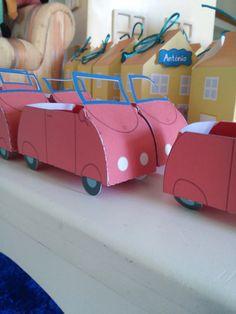 Carro Papai Pig
