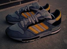 watch 1b6e2 6ef1b Adidas ZX 600 . Still one of my favourites from the original ZX line up