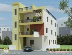 simple house design with second floor - Simple House Design With Second Floor