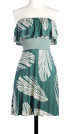 BCBGMAXAZRIA Dress Casual Dresses, Summer Dresses, Bohemian Lifestyle, Ladies Clothes, Clothes For Women, Bcbgmaxazria Dresses, Summer Looks, Green Dress, Cool Outfits