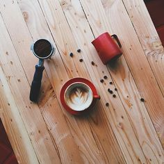"""""""the instruments of magnificent coffee. #coffeecreatesculture"""" Photo taken by @zefsengkey on Instagram, pinned via the InstaPin iOS App! http://www.instapinapp.com (08/01/2015)"""