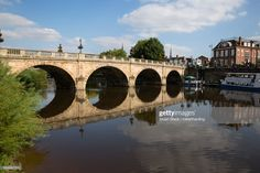 View top-quality stock photos of The Welsh Bridge Over River Severn Shrewsbury Shropshire England United Kingdom Europe. Find premium, high-resolution stock photography at Getty Images. Severn Valley, River Severn, Shrewsbury Shropshire, Visit Wales, Where To Go, Night Life, Adventure Travel, United Kingdom, Welsh