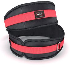 """❤ Gym Fitness Strength Training Rip Toned Lifting Belt 4.5/"""" Weightlifting Back"""