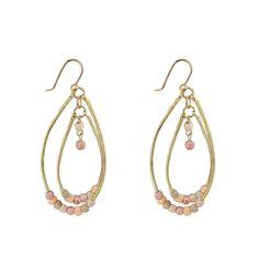 Aretes largos multicolor - Do iT