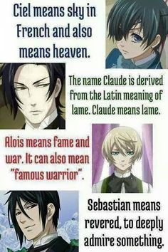 YES CLAUDE IS LAME CLAUDE IS TRASH and how ironic that heaven made a deal with the devil
