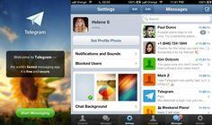 Nasce #Telegram, la nuova #applicazione di #instantmessaging