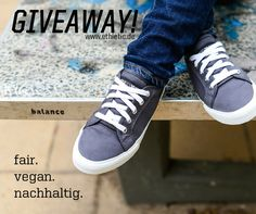 #Giveaway! Visit our German speaking Facebook page https://www.facebook.com/ETHLETIC-The-Ethical-Alternative-506970046033712/ and win a pair #Ethletic #FairSkater.