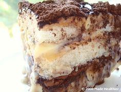 Tiramisu Pudding Trifle ... omggg